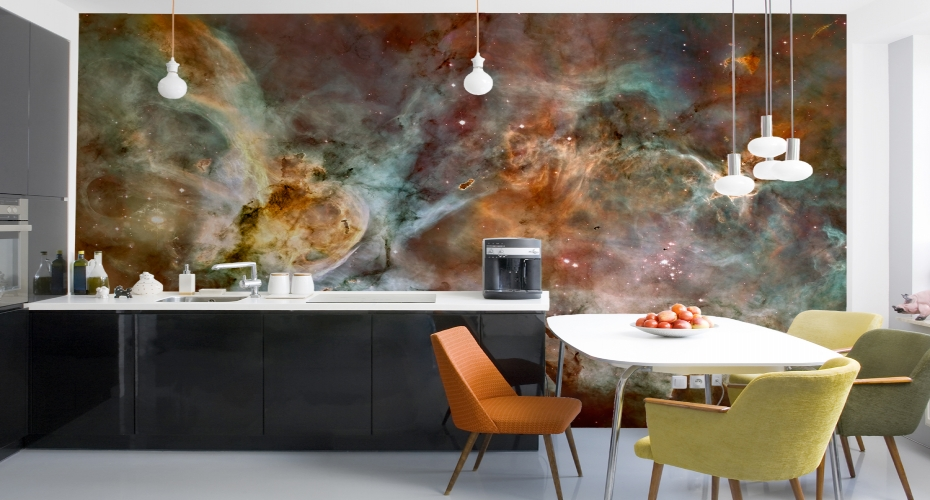 Feeling starstruck? Murals Wallpaper launches new NASA collection
