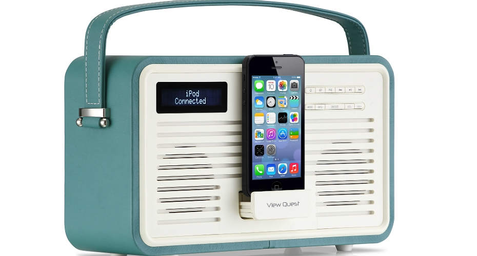 WIN a fabulous DAB digital retro-styled radio