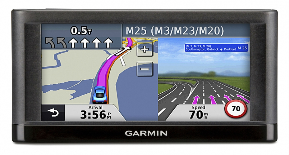 Win a Garmin Sat Nav worth £109.99!