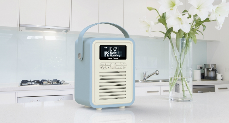 DAB radio review: The View Quest Retro Mini