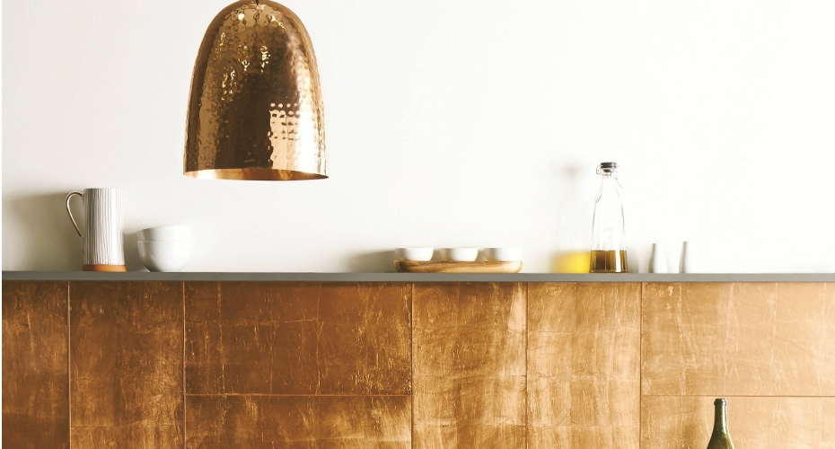 Design Trend 2015: Copper