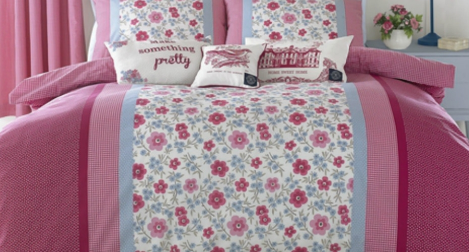 Kirsty Allsopp to Launch New Vintage-inspired Bedding Collection