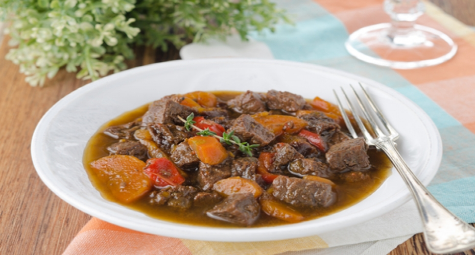 Traditional Warming Winter Recipe: Alamode Beef
