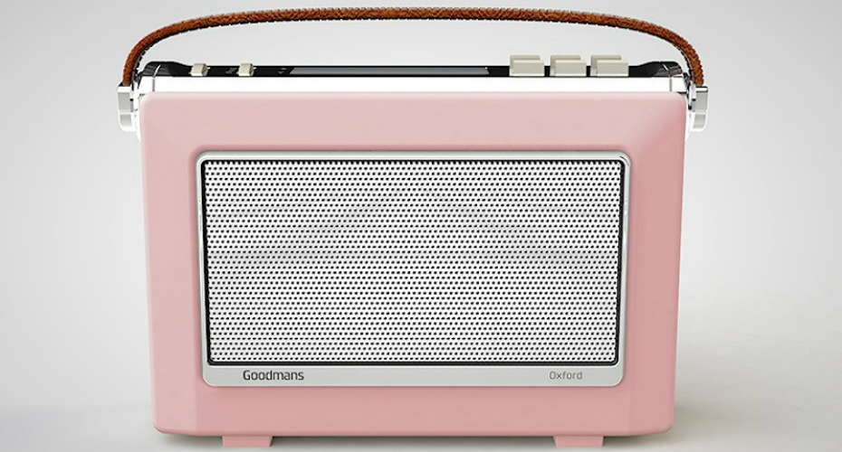 Review: Goodmans Oxford II Radio