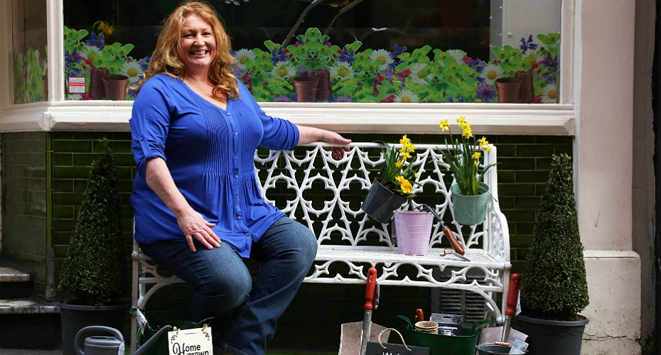 We Interview TV Gardener Charlie Dimmock