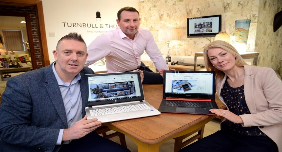 Teesside Fine Furniture Businesses Sign Retail Partnership Agreement