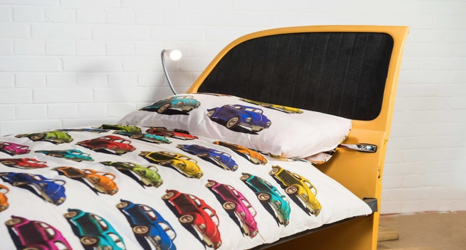 £700 VW Beetle Upcycled Into £5,000 Worth Of Furniture