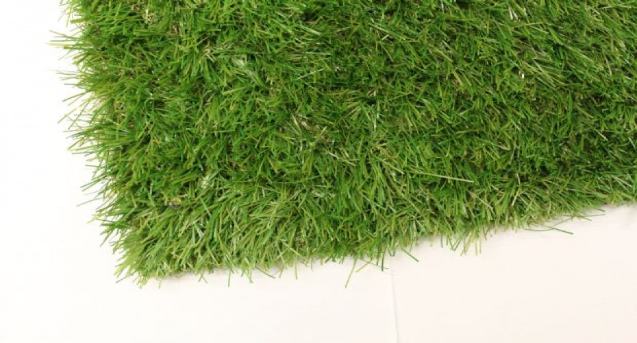 Artificial grass could be the antidote to muddy gardens