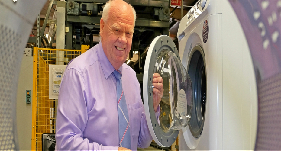 Ebac: Proud to Manufacture British Washing Machines