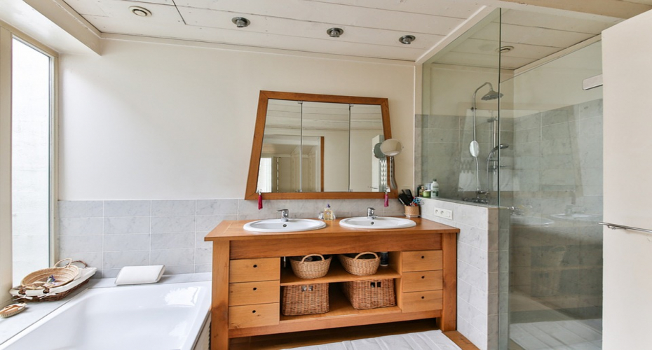Don't Throw In The Towel On Your Modern Bathroom Renovation!
