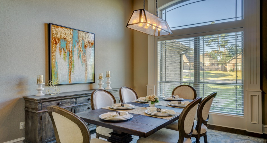 Bring A Taste Of Luxury To Your Dining Area