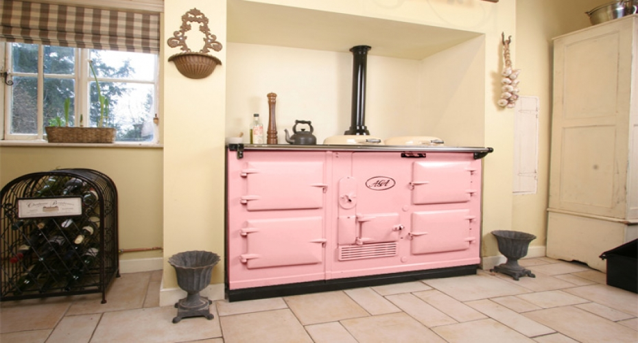 The versatility of the Aga