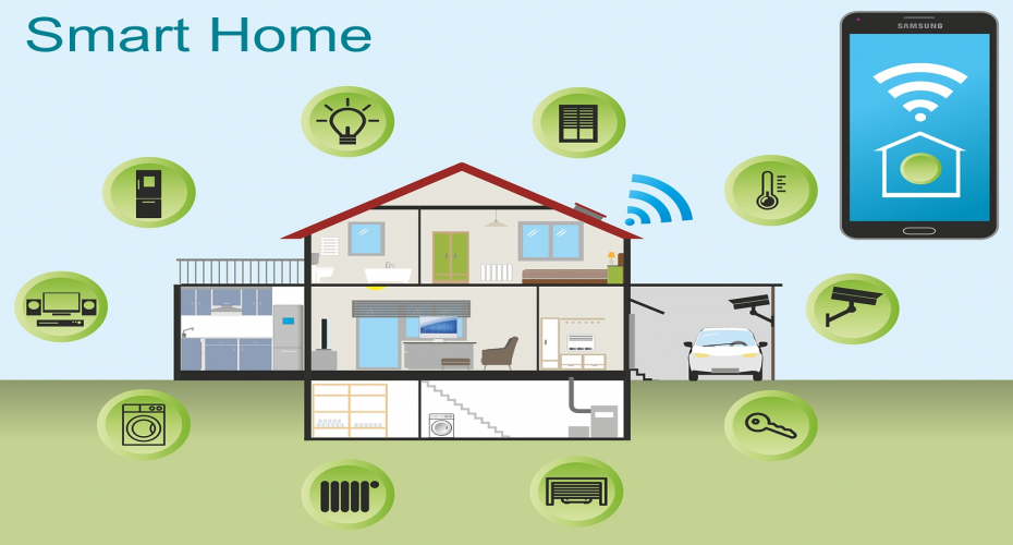Which Aspects Of Your Home Could Benefit From Modern Tech Devices?