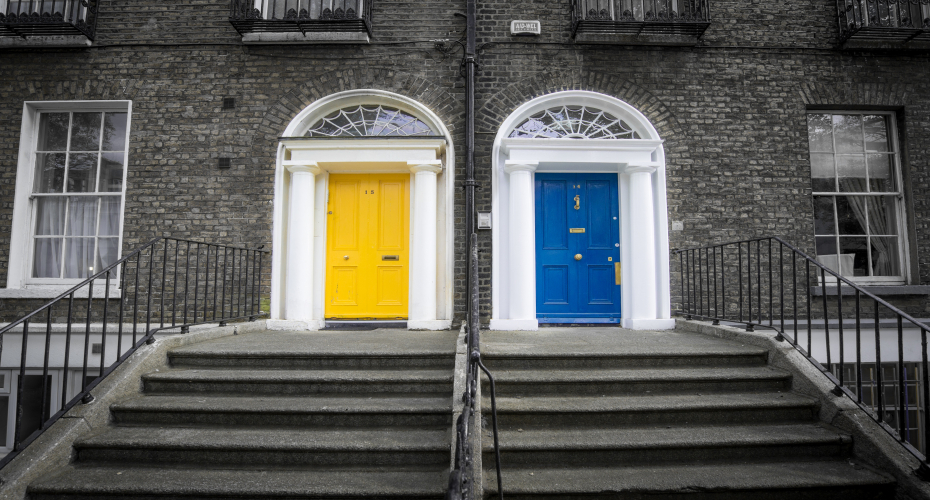 The Latest Front Door Trends That Are Sweeping The Nation