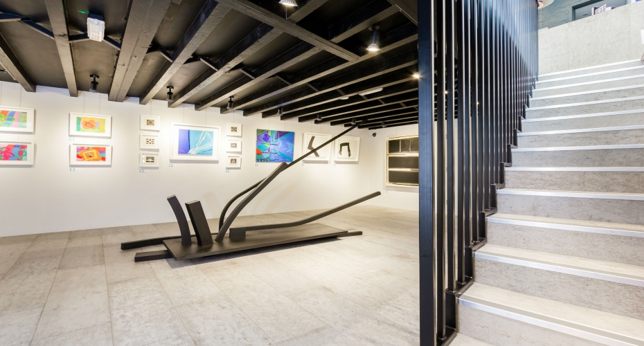 Concreate celebrates prestigious deal with new art gallery