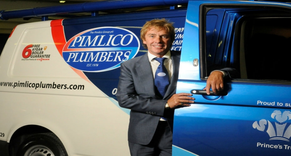 Britain's leading plumber offers advice on saving water