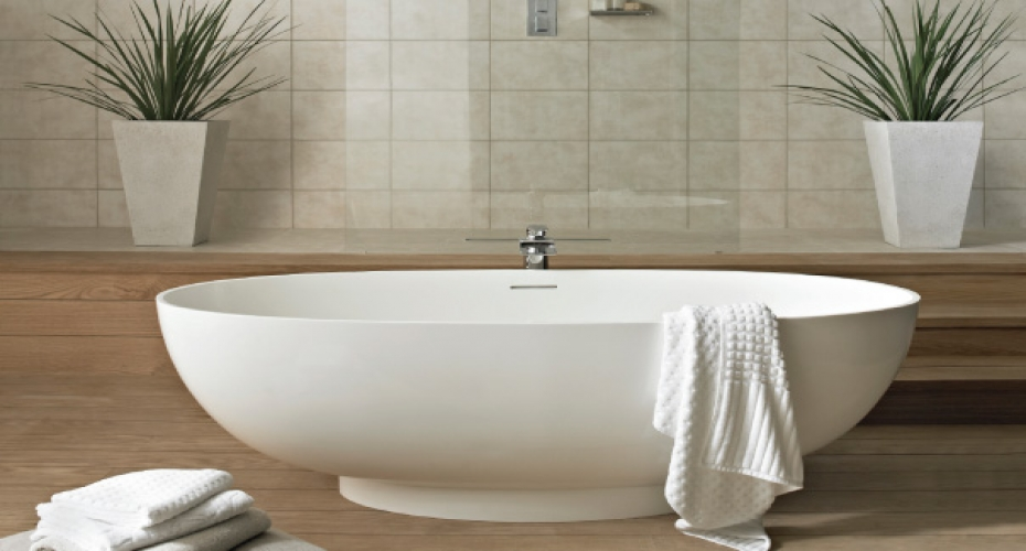 Bathroom solutions for small spaces