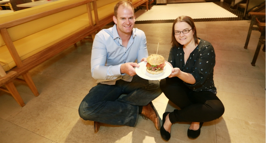 Concreate celebrates prestigious deal with Gourmet Burger Kitchen