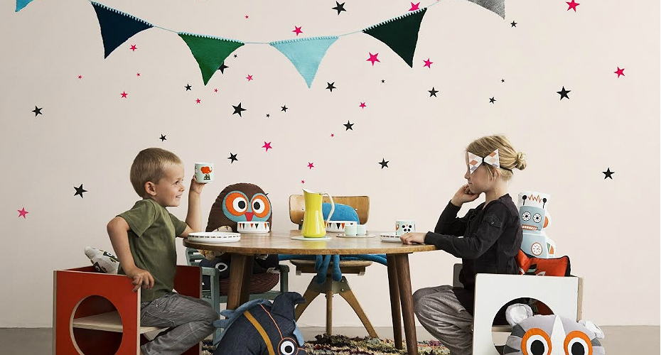 New company creates beautiful furnishings for children